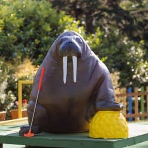 HORNIMAN PLONK Golf Walrus
