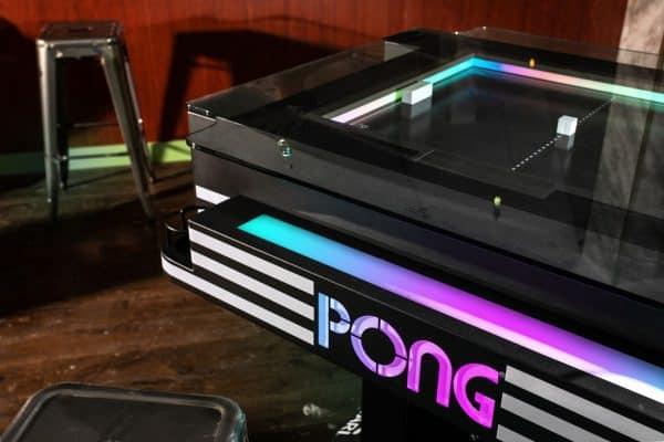 hoxton ATARI pong