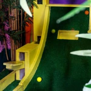 LUDOS Crazy Golf Course