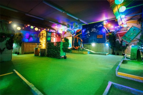 plonk crazy golf course